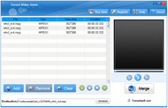 Torrent Mpeg Video Joiner screenshot